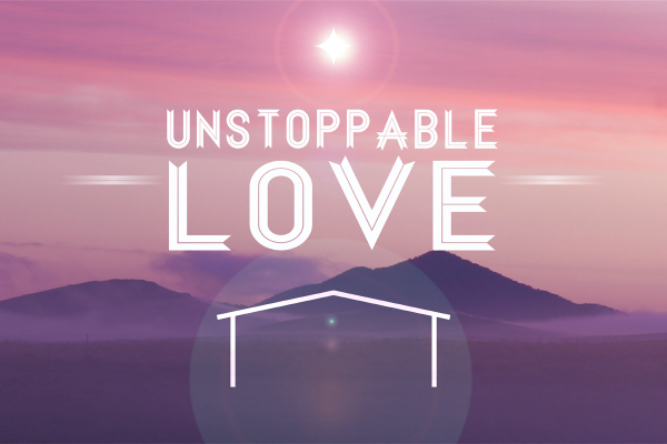 Unstoppable Love Title Graphic