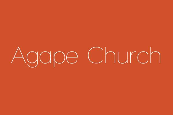 Agape Church (Swahili)